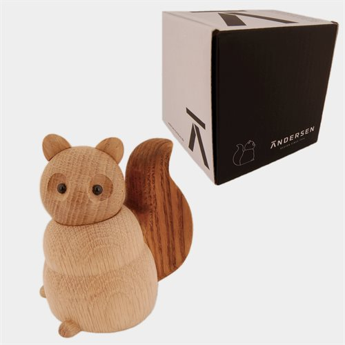 Squirrel stor fra Andersen Furniture Gratis Gravering